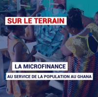 La microfinance au service de la population au Ghana