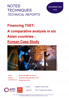 Study on a a comparative analysis in six Asian countries - Korean Case Study