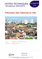 Etude de cas sur la prévention des violence en ville