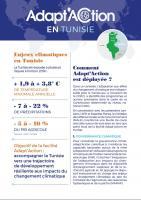 Adapt'Action en Tunisie