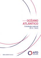 Estrategia regional Océano Atlántico 2019-2023