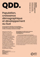 population croissance demographique developpement Sud