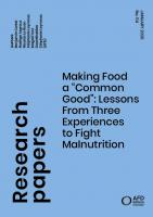 Making Food a Common Good_couv