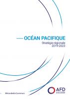Stratégie régionale océan Pacifique 2019-2023