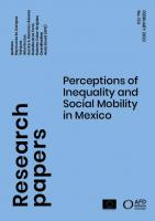 Perceptions of Inequality and Social Mobility in Mexico_couv1