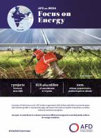 AFD and India: Focus on Energy