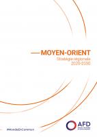 Stratégie régionale Moyen-Orient 2020-2030