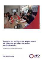 Appuyer les pratiques de gouvernance de dialogue social en formation professionnelle