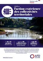 L'AFD et l'action extérieure des collectivités territoriales