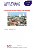 estudo prevenção de violências nas cidades