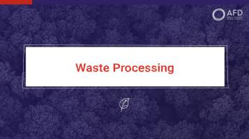 Waste Processing with Irène Salenson