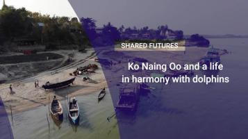 Ko Naing Oo and a life in harmony with dolphins in Myanmar