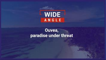 Ouvea, paradise under threat