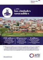La AFD y las ciudades sostenibles