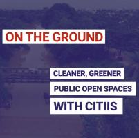 India: Cleaner, greener public open spaces with CITIIS
