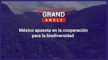 México apuesta en la cooperación para la biodiversidad