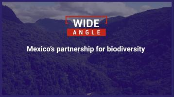 México's partnership for biodiversity