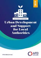 Urban Development and Support for Local Authorities - 2019 Activity Report