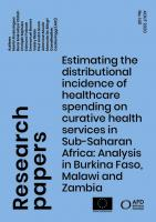 Curative health services in SSA1