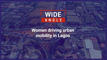 Women driving urban mobility in Lagos