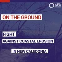 Fight against coastal erosion in New Caledonia