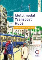 Multimodal transport hubs – Good practice guidelines