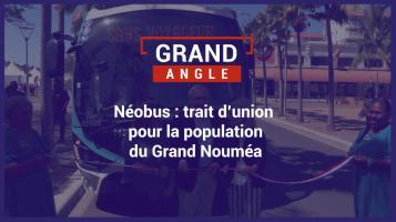 Néobus : trait d'union pour la population du Grand Nouméa