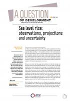 Sea level rise: observations, projections and uncertainty