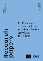 Study on inequalities urban water services
