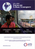 AFD and India - Focus on urban transport