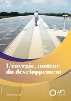 L'énergie, moteur du développement