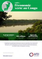 l'AFD et le Congo: économie verte
