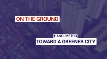 Hanoi metro: toward a greener city