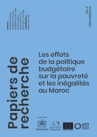 Politique budgétaire_pauvreté_inégalités_Maroc_couv