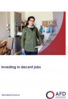 Investing in decent jobs