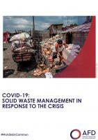 Covid-19: Solid Waste Management in Response to the Crisis