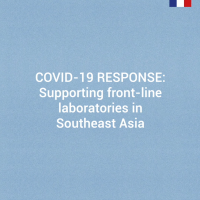 Covid-19 response: supporting front-line laboratories in southeast Asia