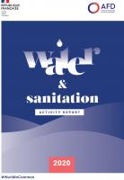 Water and Sanitation - 2020 Activity Report