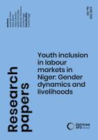 Niger_Youth inclusion in labour markets_couv1