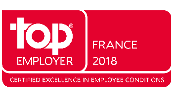 Logo Top employeur 2018