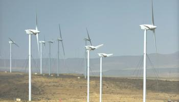 Ethiopia's first wind farm in Mekele / Didier Gentilhomme AFD