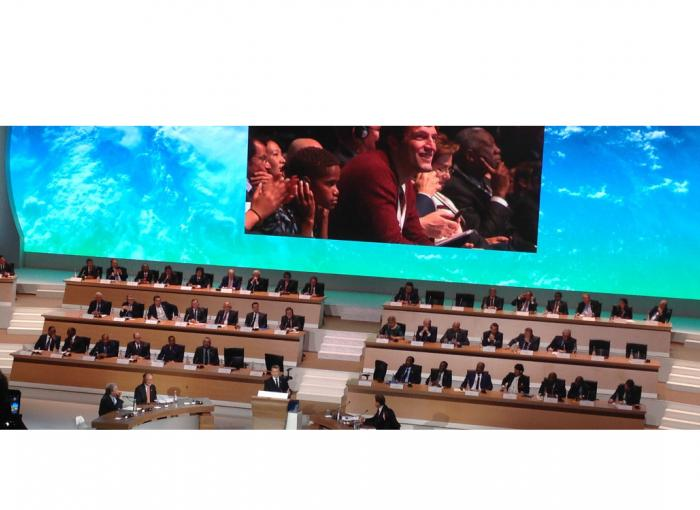 One Planet Summit, assembly, Paris, Chabrol