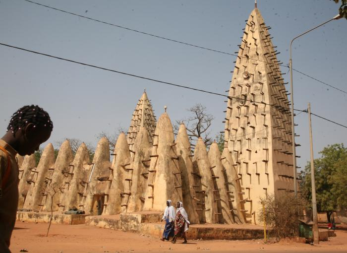 Burkina Faso © Paul Kabre