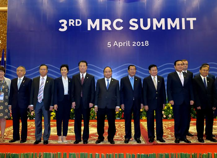 Mekong River Commission Summit