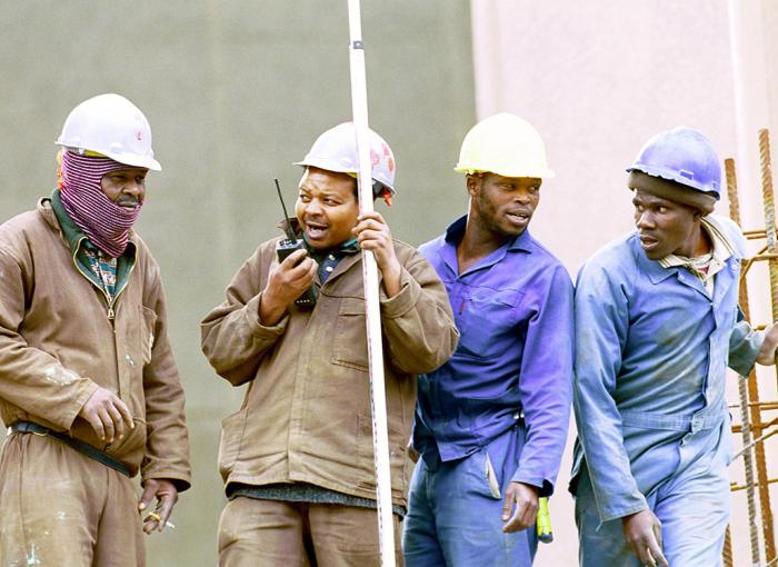 south africa, workers