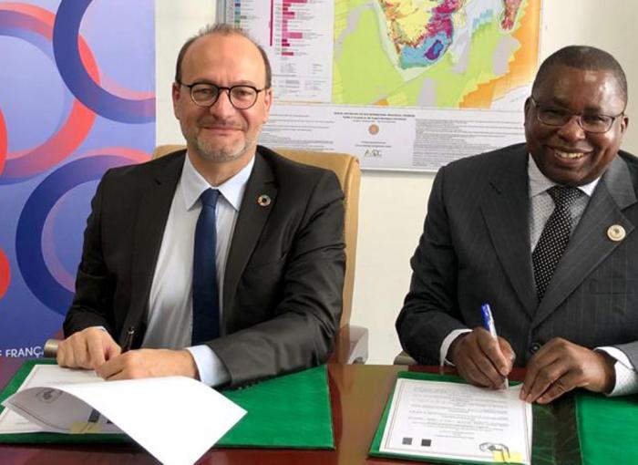Signature AFD / Union africaine
