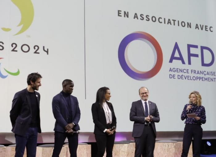 Partnership AFD - Paris 2024