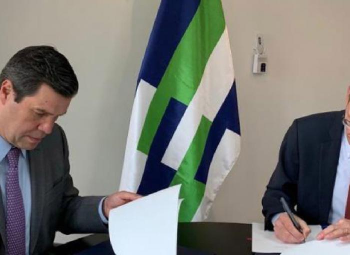 CAF y AFD firman nueva línea de crédito por EUR 150 millones para iniciativas contra el cambio climático en América Latina