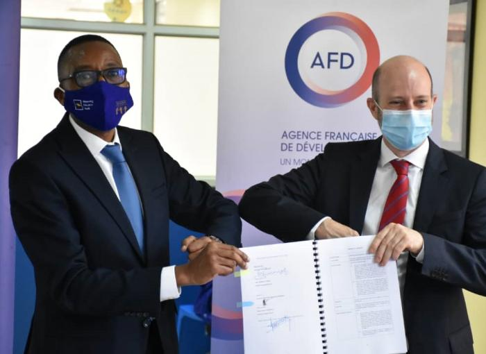 Housing Finance Bank - AFD signing ceremony novembre 2020