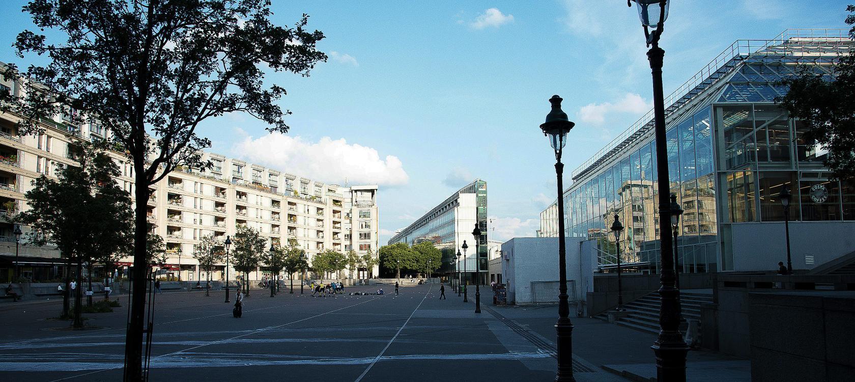 AFD's headquarters in Paris